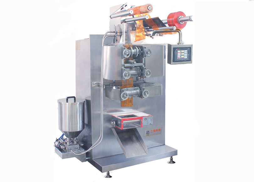 DXDS-J350E PASTE PACKING MACHINE