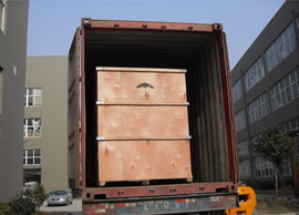 Product Packaging Transport