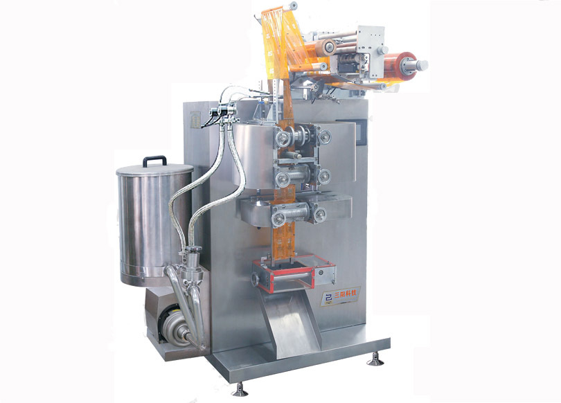 DXDS-Y350E Milk sachet filling packing machine