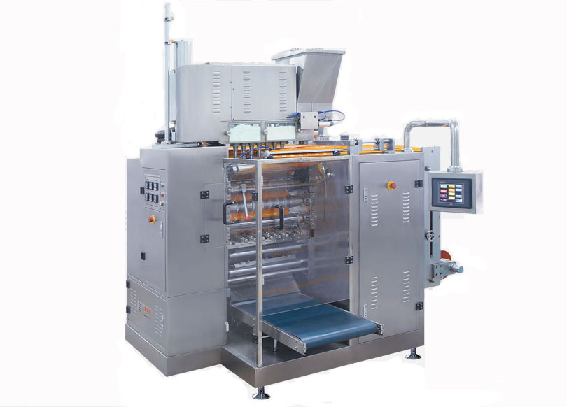 DXDO-F900E Chili POWDER PACKING MACHINE