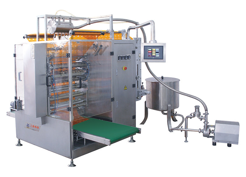 DXDO-Y900E Sachet water packing machine